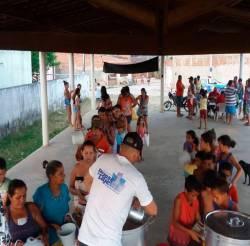 Projeto Sopão solidário 3.