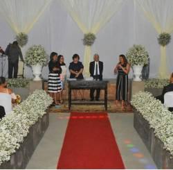 Projeto Casamento comunitário.