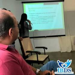 Entrega e Palestra Sobre a importância de EPIS.